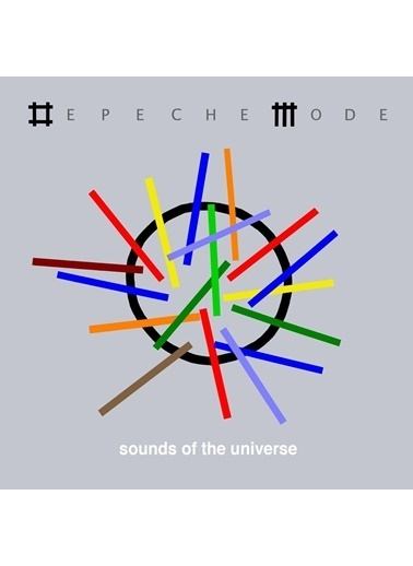 Sony Music Depeche Mode-Sounds Of The Universe Renkli